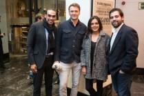 Marvin Singhate, Patryk Kusiak, Bin Shah, Ruben Quesada © La Siesta Press / J. Fernández Ortega