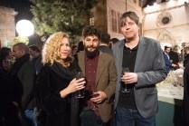 Adela Peralta, Alfonso Delgado, Steve Widhers © La Siesta Press / J. Fernández Ortega