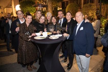 Anna, Rafa, Malén, Inés, Damiana, Dani, Maca De Castro, Diego, Maria © La Siesta Press / J. Fernández Ortega