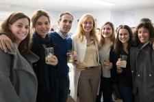 Marta, Sofia, Antonio Barrero, Caterina Noguera, Cristina Juan, Mar Llobera, Leticia Bonnin © La Siesta Press / J. Fernández Ortega