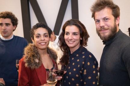 Tonia Fuster, Nicoletta Mantoan (De Dos Monos) Y Alejandro Dumon © La Siesta Press / J. Fernández Ortega