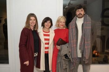 Lucia Matas, Cristina Santandreu, Anuska, Javier Garlot © La Siesta Press / J. Fernández Ortega