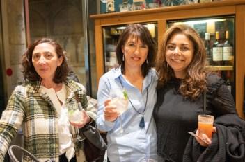 Catalina Bonin, Alejandra Cardozo, Liz Milano © La Siesta Press / J. Fernández Ortega