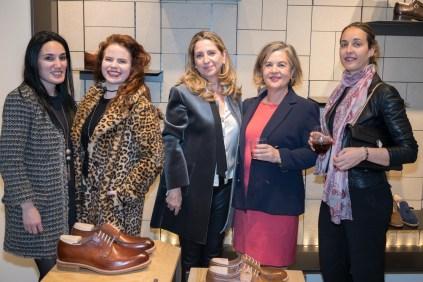 Gloria Nieto, Mercedes Fuentes, Alicia Polo, Alejandra Garcia, Estefania Bascuñana © La Siesta Press / J. Fernández Ortega