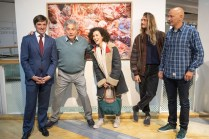 José Burgos, Jaelius Aguirre, Lila Maraver, Adrián Garcia © La Siesta Press / J. Fernández Ortega