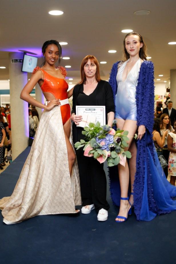 Marie Rose, Ganadora Del Certamen, Claudia Escandell © La Siesta Press