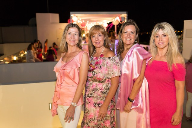 Isabel Bonet, Marilena Estarellas, Beatriz Gonzalez, Malena Melis © La Siesta Press / J. Fernández Ortega