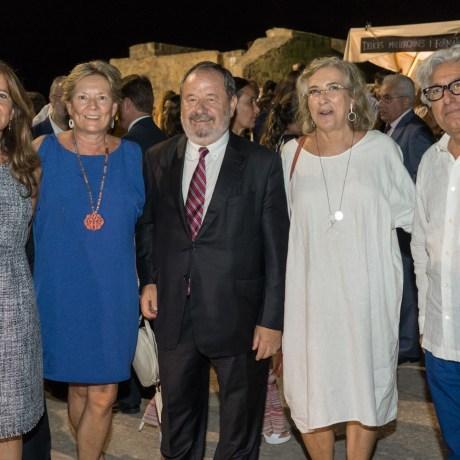 Maria Umbert, Chantal Jourdain, Vicenç Rotger , Ginas Garcia, Lorenzo Fluxà © La Siesta Press