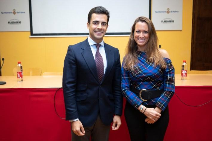 Juan Gonzalo Espina y Mª Eugenia Gay