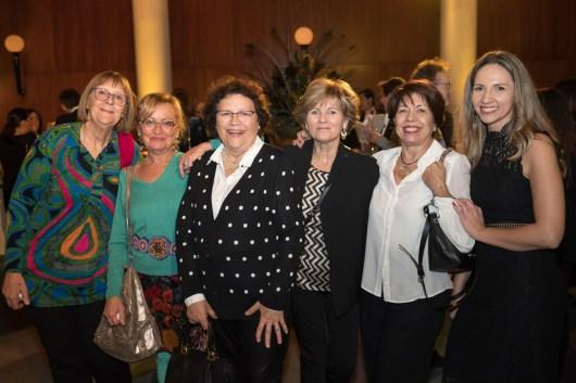Jean Pietro , Viktoria Bielozorova, Toni Pol Mari Moreno , Montse , Magdalena Bosch y Antonia Horrach, Maria Victoria Payeras