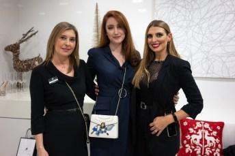 Eva Rodríguez, Yaiza Furió y Sara Vera © Javier F. Ortega