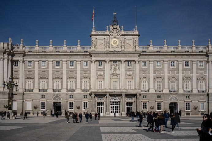 Palacio Real de Madrid © Javier F. Ortega