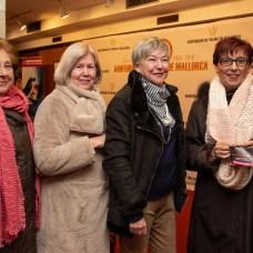 Aina Sastre, Antonia Coll, Antonia María Cirerol y Margalida Sastre