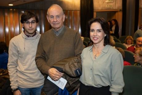 Andrés Ramon, Antonio Negre y Kika Negre