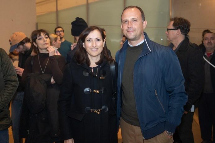 Ana Maimo y Enrique Buchner