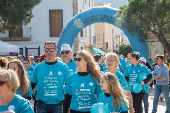 Marcha Contra el Cancer 134