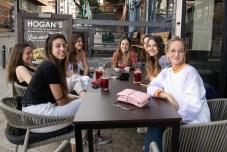 Carla Catalán, Carlota Marián, Gabriela Marques, Elena Muñoz, Maria Montaner, Maria Vivas Y Marta Verdera