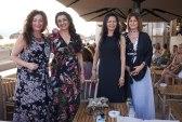 Xisca Bosch, Empar Bosch, Yaitiana Huizzi y Belen Jaume