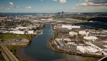 Duwamish aerial. | Ned Ahrens