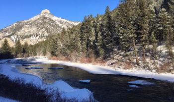 Gallatin River   Scott Bosse