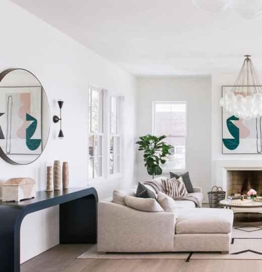 Cortney Bishop Design Mirror