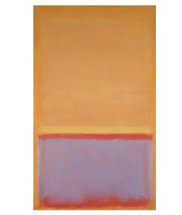 Math Rothko Untitled