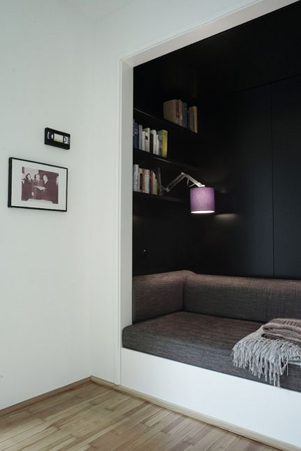 Reading Nook by Thomas Kroeger