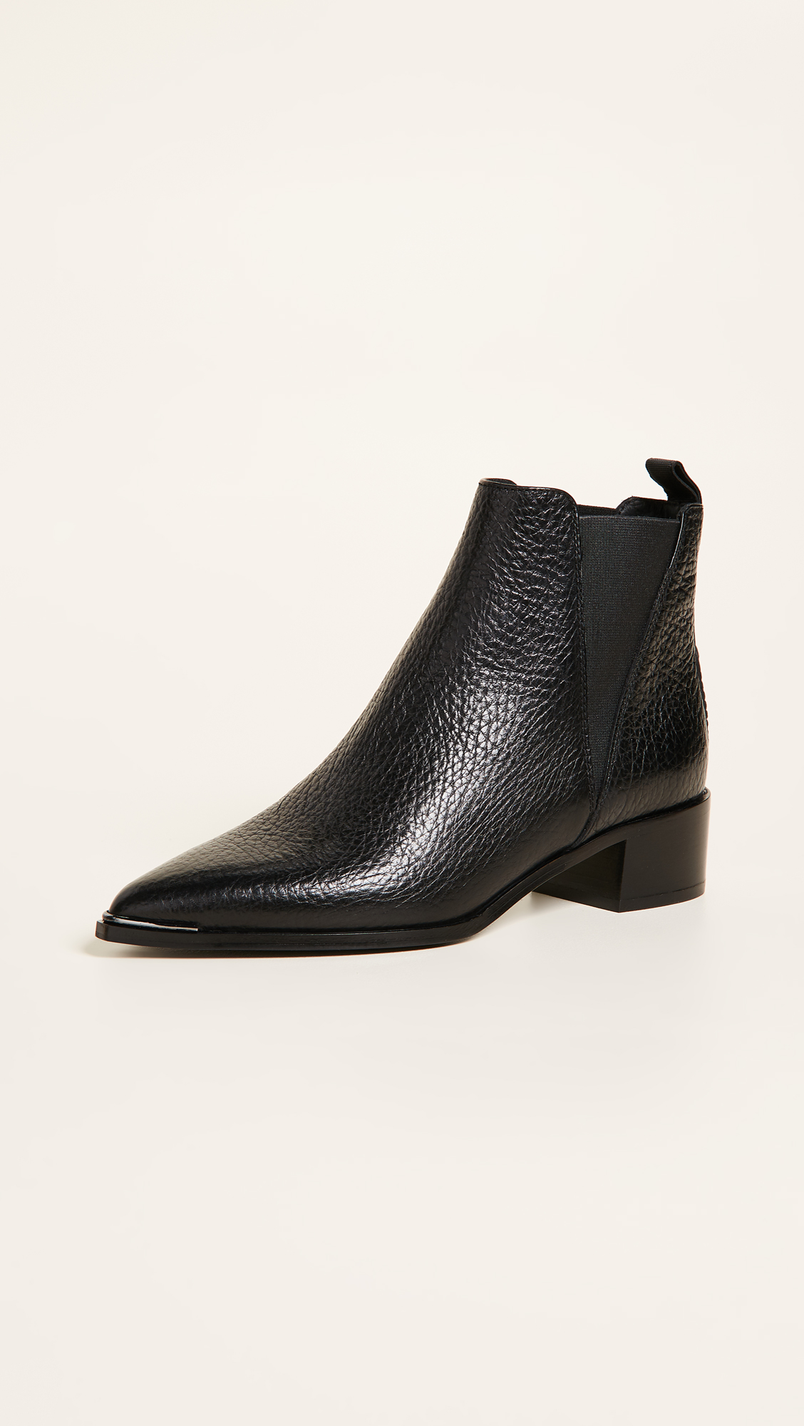 acne boots, ankle boots