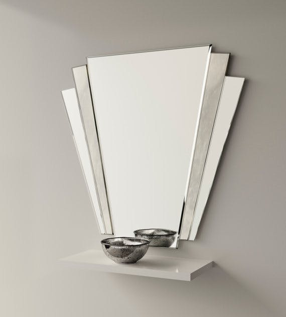 Art Deco Mirror, Custom Art Deco Mirror