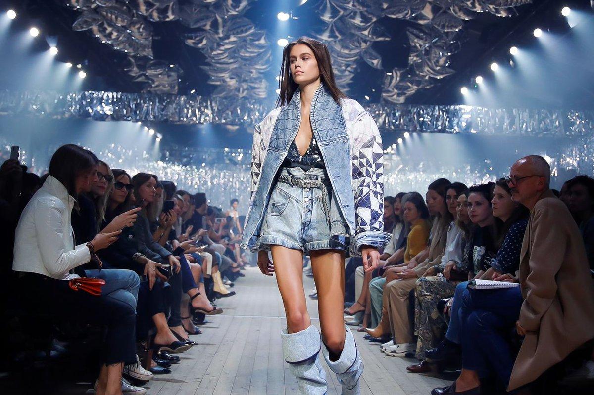 Paris Fashion Week, PFW Spring 2019, trends, models