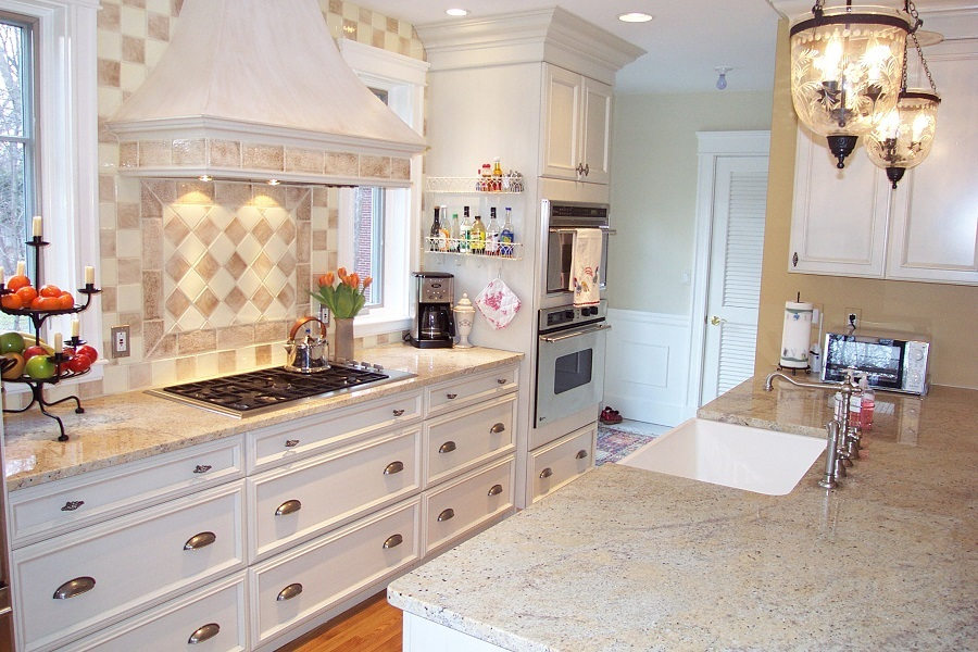 New England Kitchen by Dream Kitchens