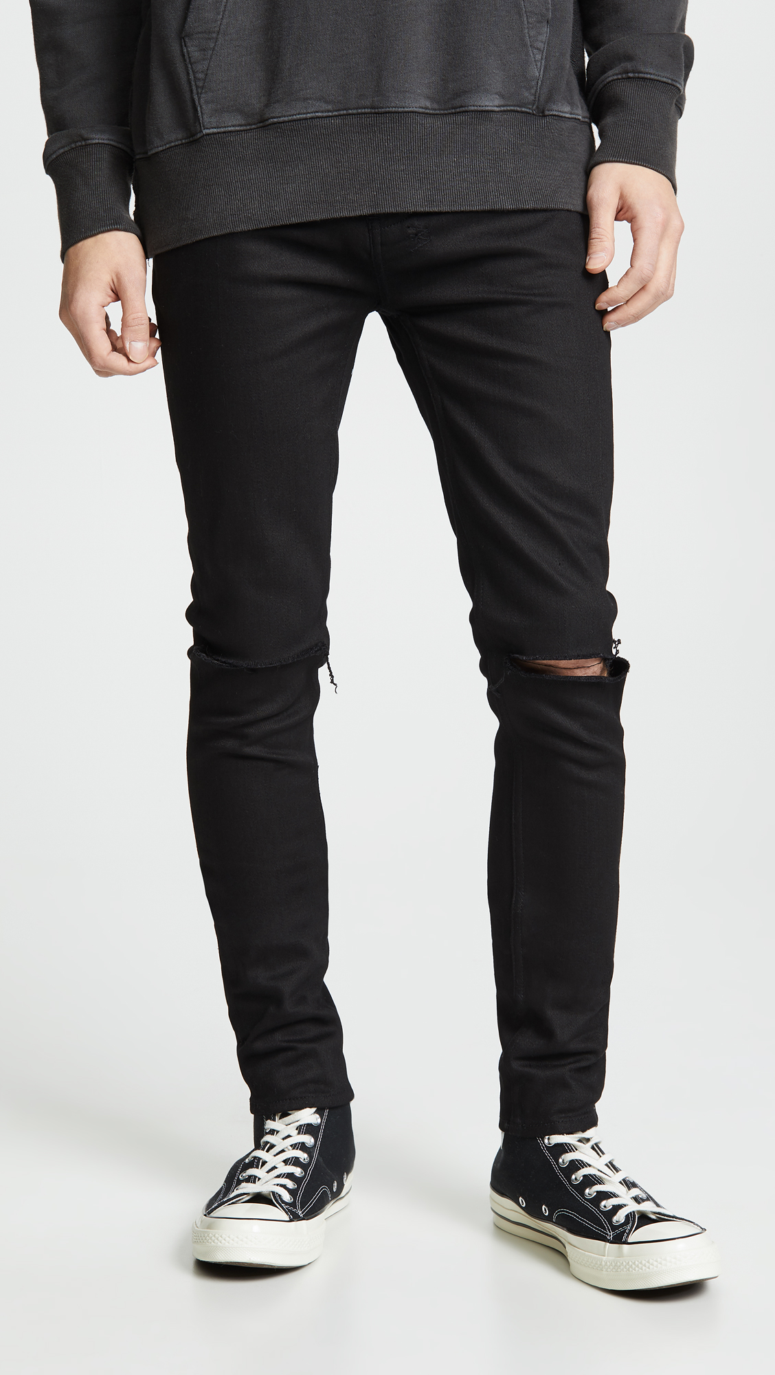 ksubi, skinny jeans, distressed jeans, black jeans, skinny jeans, stretch denim