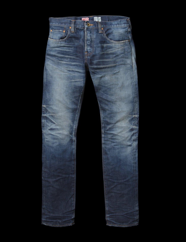 PRPS, PRPS Noir, demon jeans, selvedge denim, japanese denim