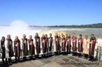 Em Foz do Iguaçu - PR