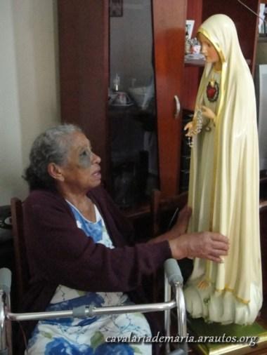 Missao Mariana na Paroquia Santa Maria dos Pobres; Paranoá-DF