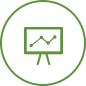 chart - marketing icon