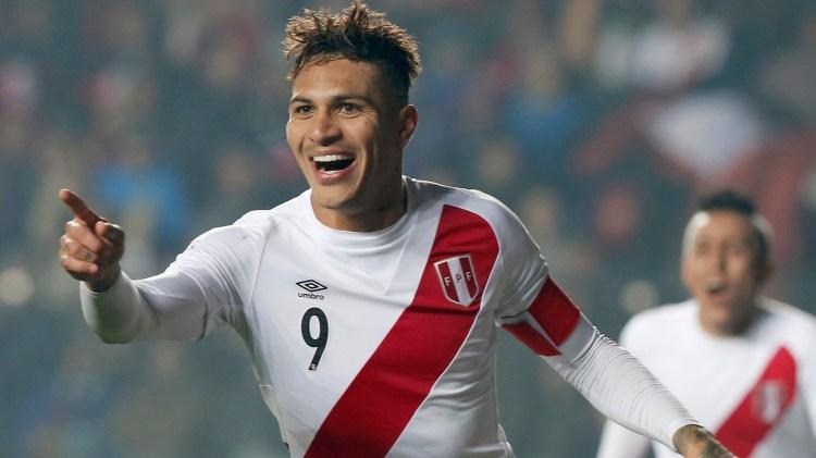 Guerrero, capitán de la selección, fue la principal figura durante las Eliminatorias (Reuters)