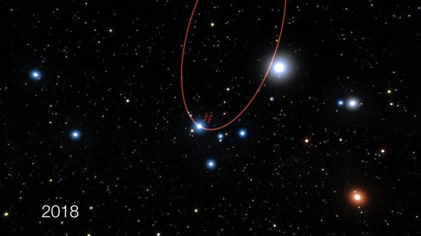 """""""Creemos que la Galaxia sufrió un acercamiento a la galaxia de Sagitario que, hace entre 300 y 900 millones de años, se acercó bastante a la nuestra y causó un impacto gravitatorio"""""""