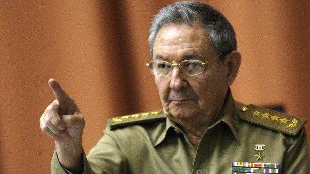 Raúl Castro, ex presidente de Cuba