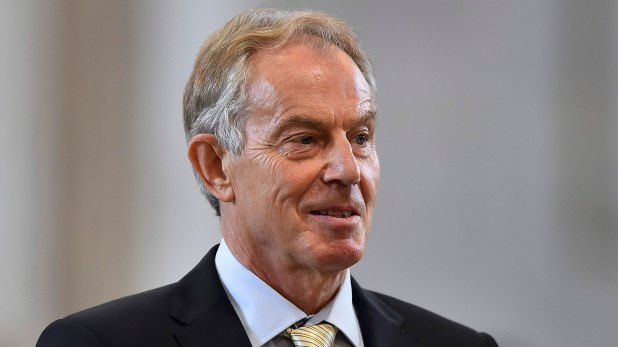 El Brexit fue también una manifestación de rechazo a las políticas de Tony Blair. (Reuters)