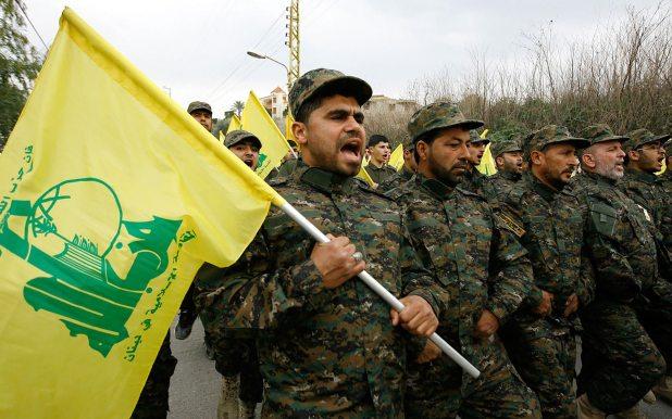 Las milicias de Hezbollah operan en territorio sirio en defensa del régimen