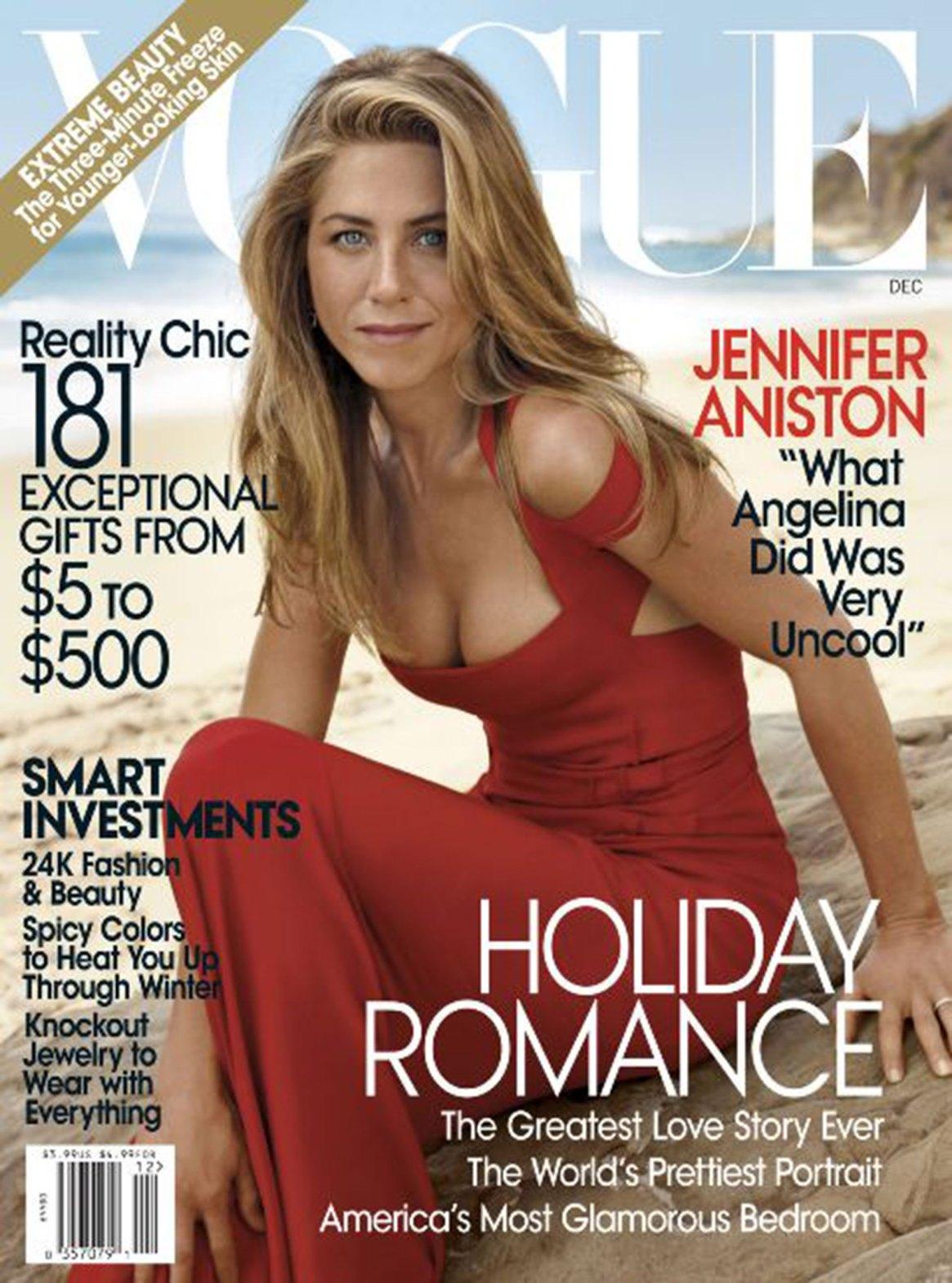 Jennifer Aniston sigue siendo una de las más requeridas por los medios de todo el mundo