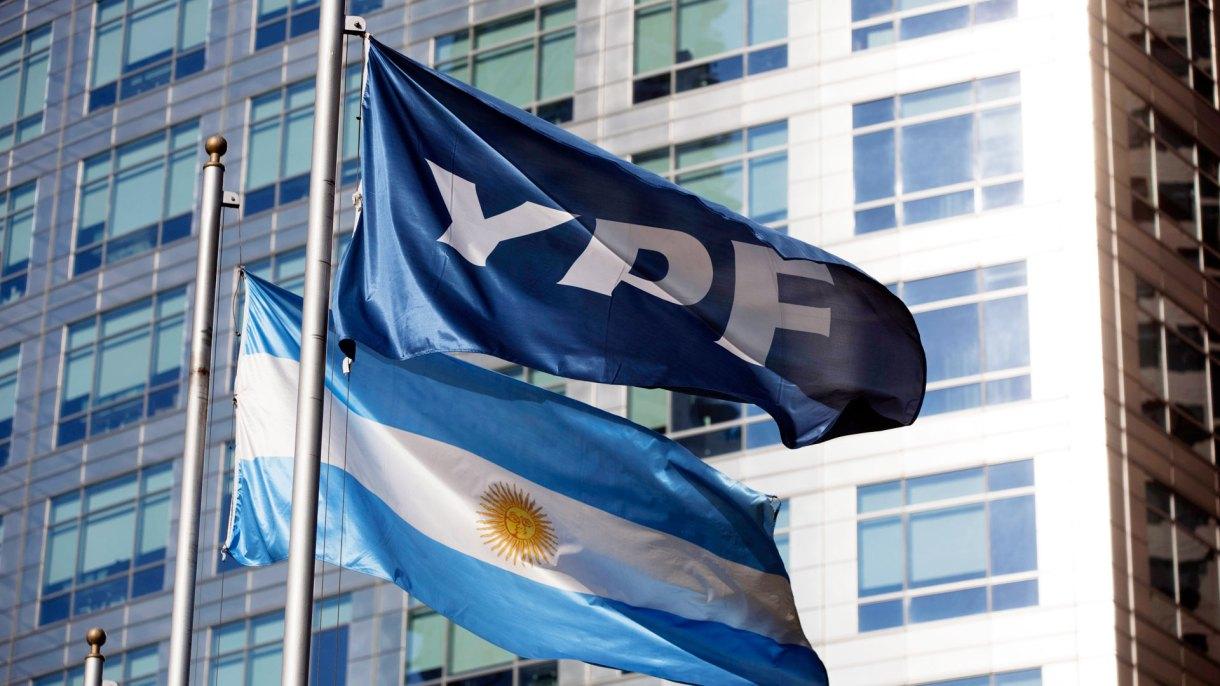 YPF fue reestatizada en 2012(AP)