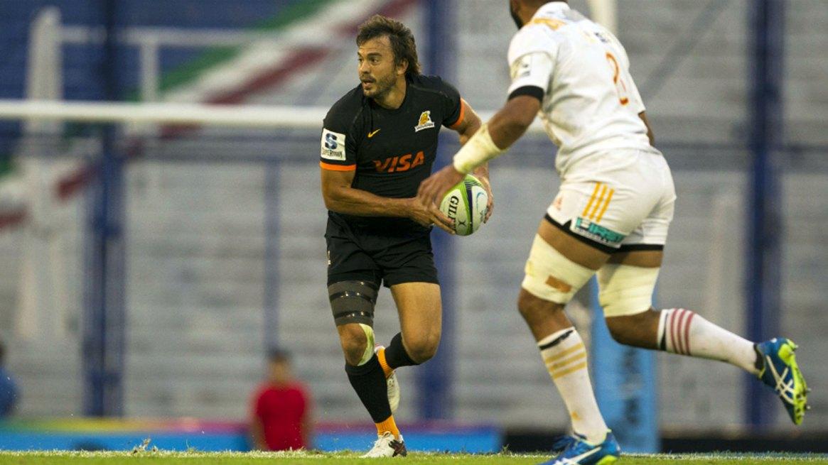 """Juani"" Hernándezvolvió de Europa para vestirla camiseta de Jaguares, la franquicia argentina del Súper Rugby"