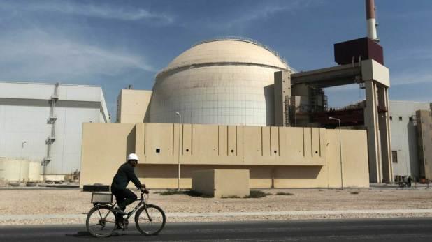 El reactor nuclear en Bushehr, en el sur de Irán