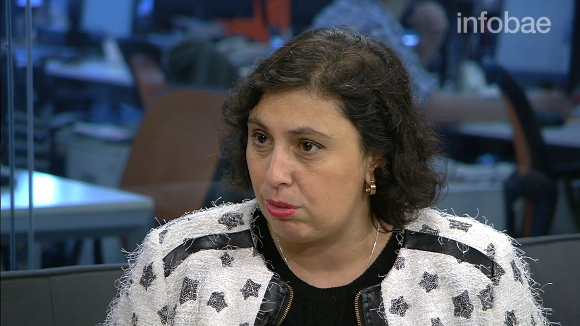 Paula Oliveto, diputada nacional