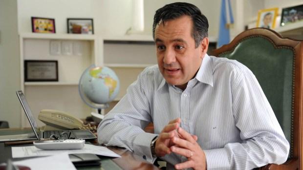 Alejandro Finocchiaro, ministro de Educación de la Nación