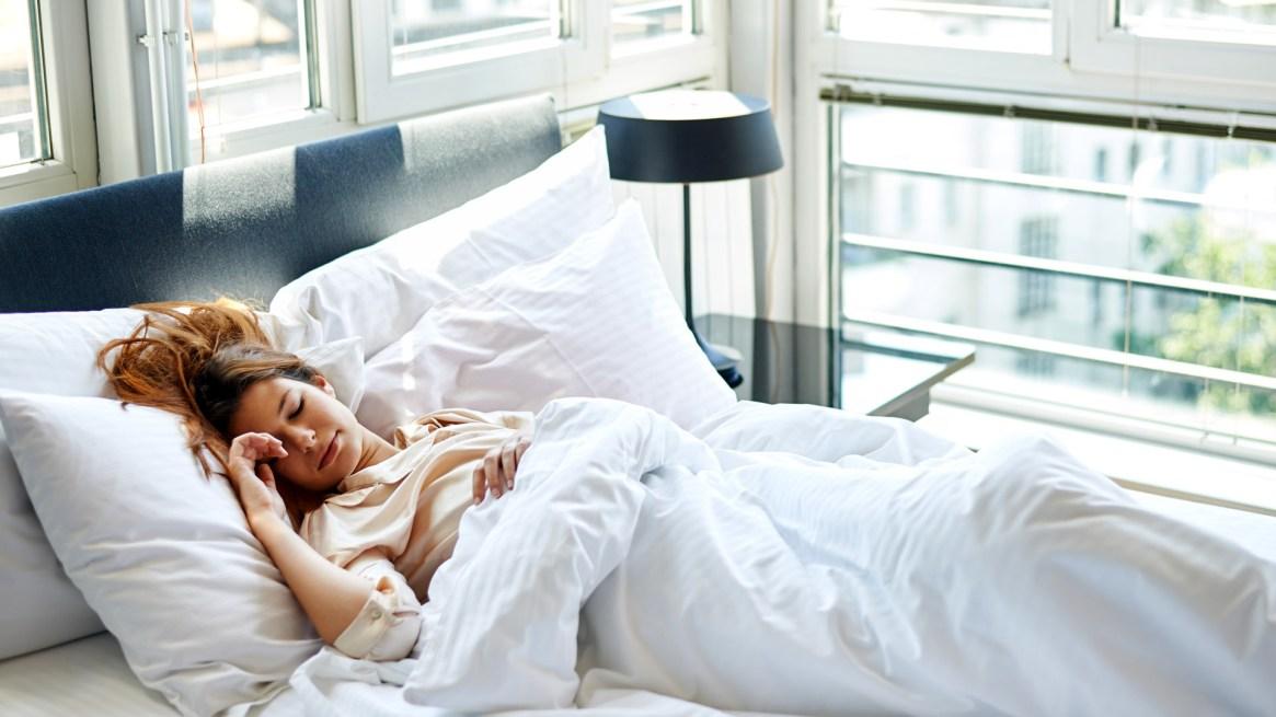 Una encuesta descubrió que el 76% de los adultos del mundo experimenta al menos una afección de la lista que afecta su sueño