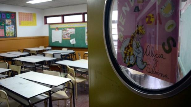 Habrá miles de aulas vacías por el paro de CTERA (Télam)