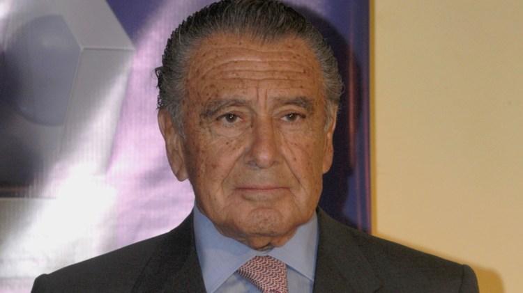 Eduardo Eurnekian, vicepresidente de la CAC